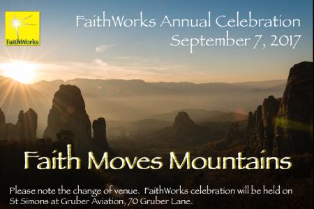 Faith Moves Mountains - FaithWorks