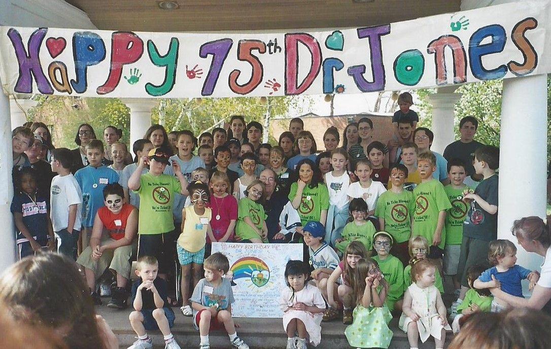 Dr. Jones Birthday Party
