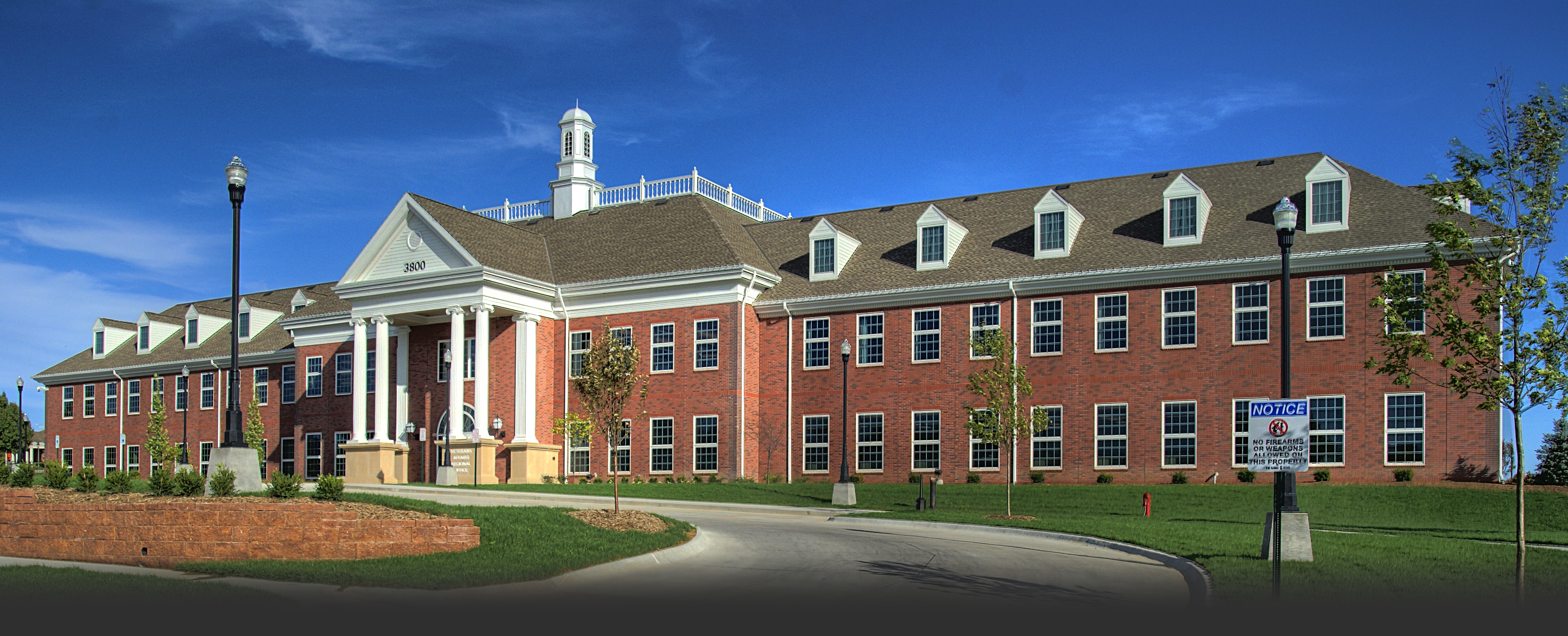 Veteran's Affairs Regional Office Building