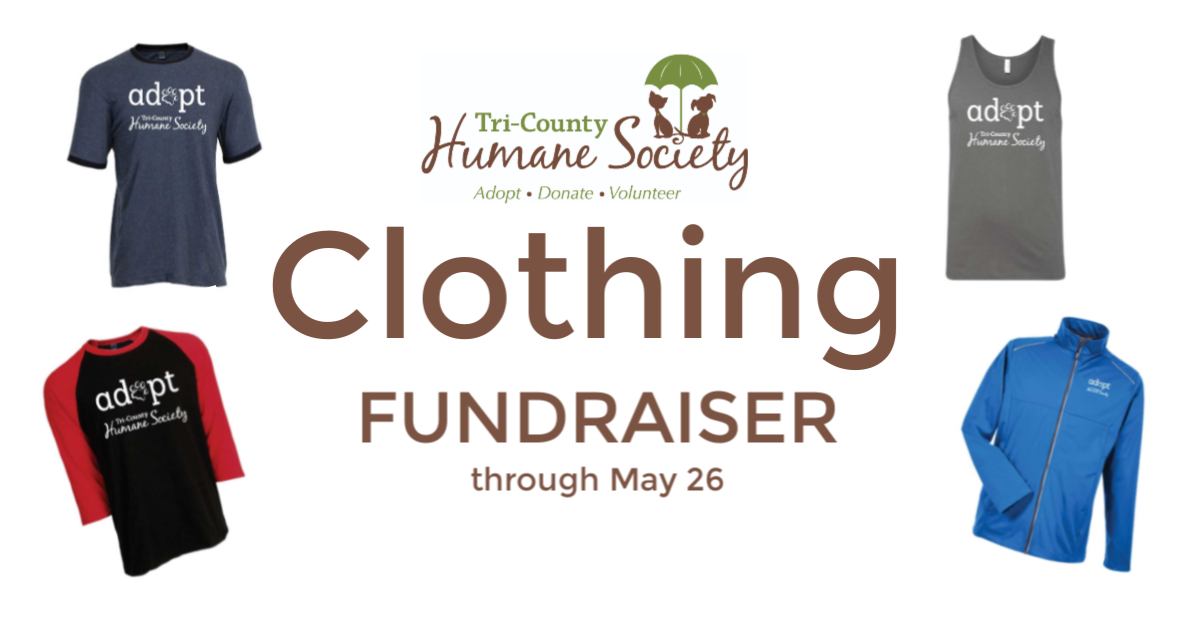 TCHS Clothing Fundraiser!