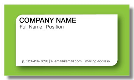 Model #034: Kwik Kopy Design and Print Centre Halifax Business Cards