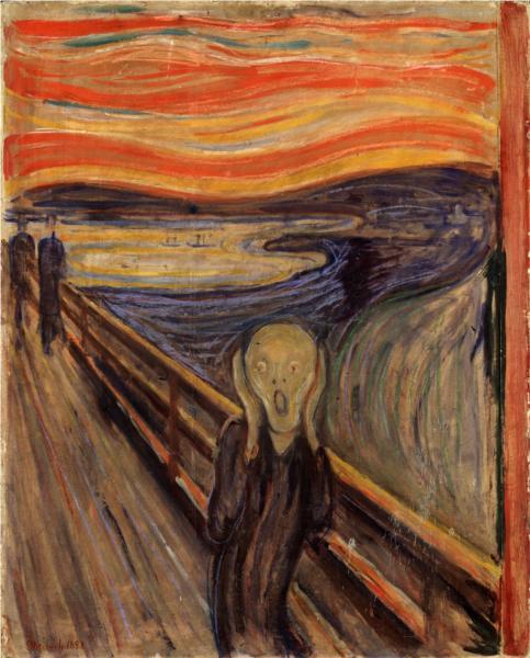 Artist Inspiration: Edvard Munch
