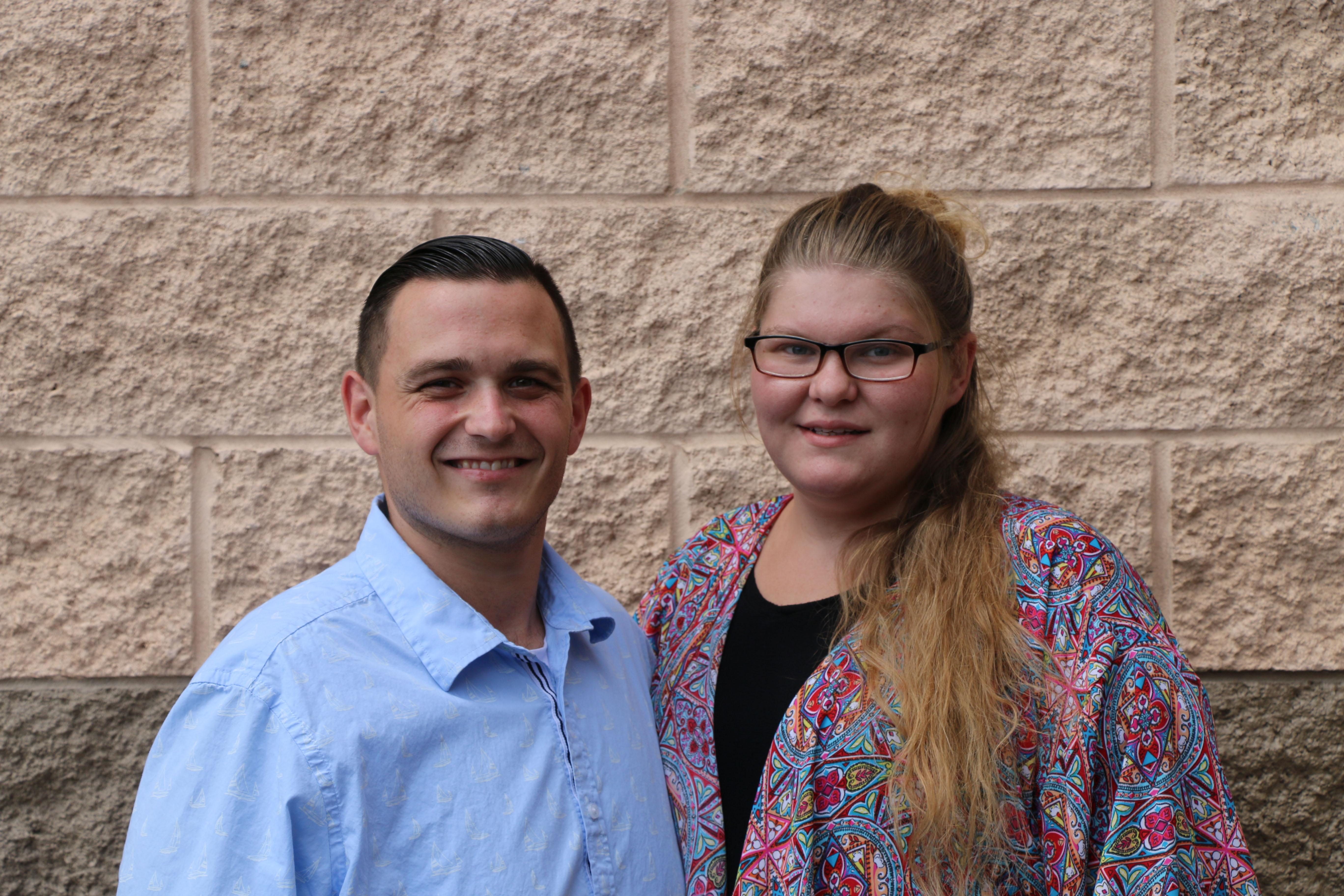 Seth and Rachel Fredericks