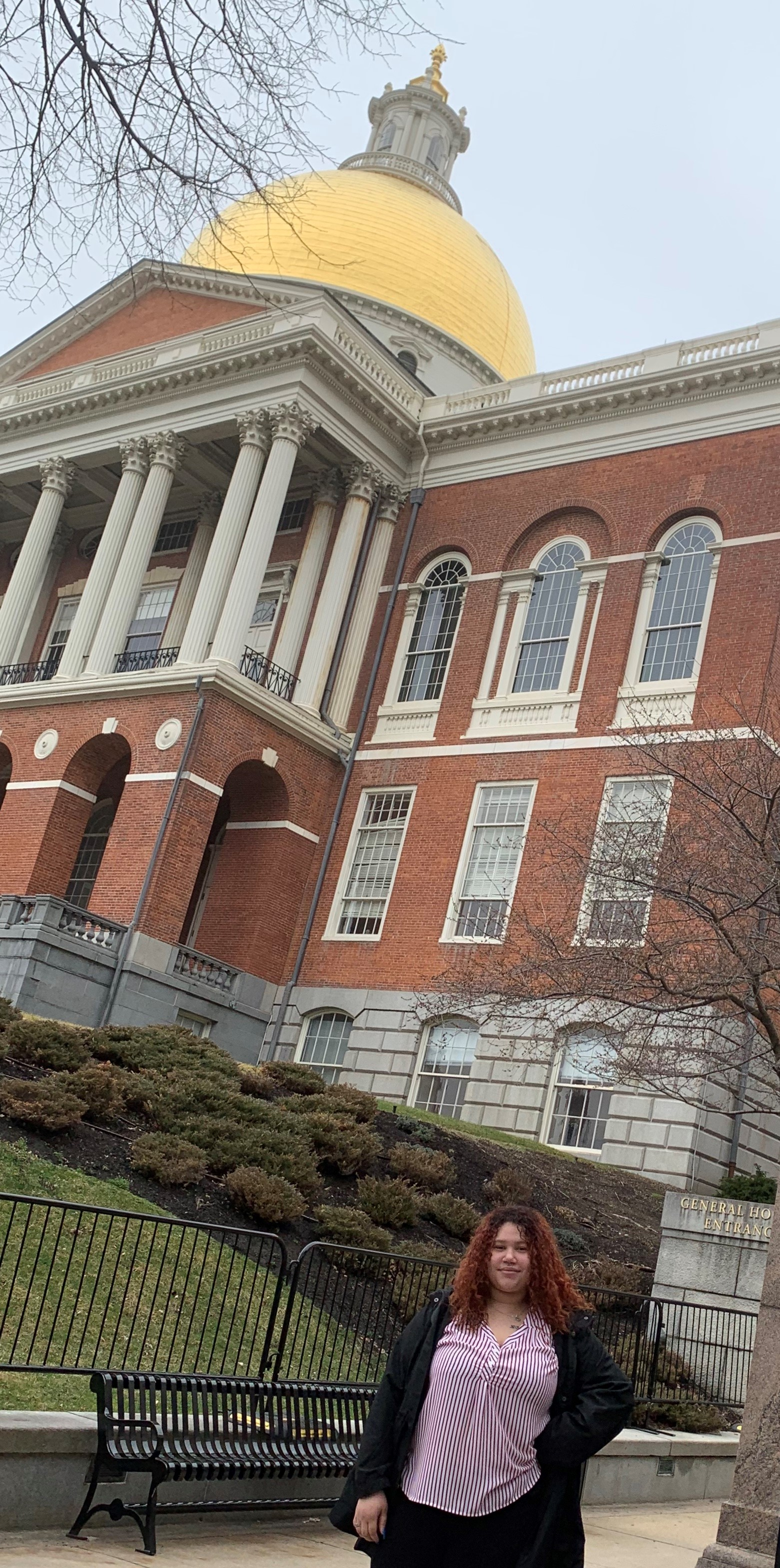 The Massachusetts Permanency Practice Alliance at the State House