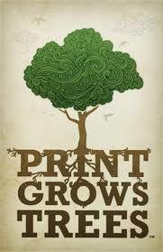 More Envelopes, More Printing, More Trees!