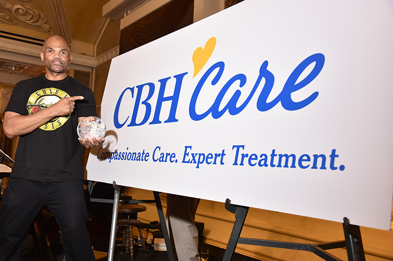 CBH Care's Culinary Adventure Honors Mental Health Advocate Darryl McDaniels of Run-DMC