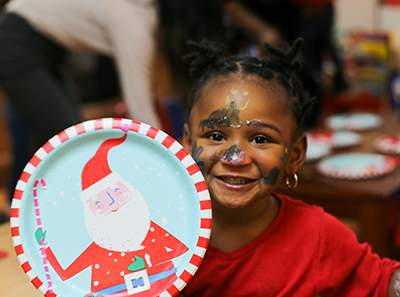 You Make the Season Brighter for Playtime Families