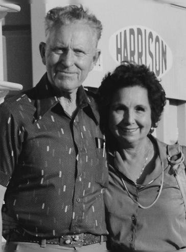 E.J. & MYRA HARRISON