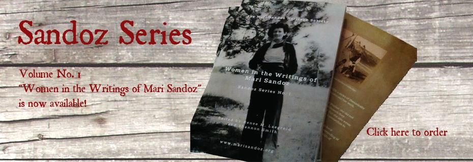 Sandoz Series Book