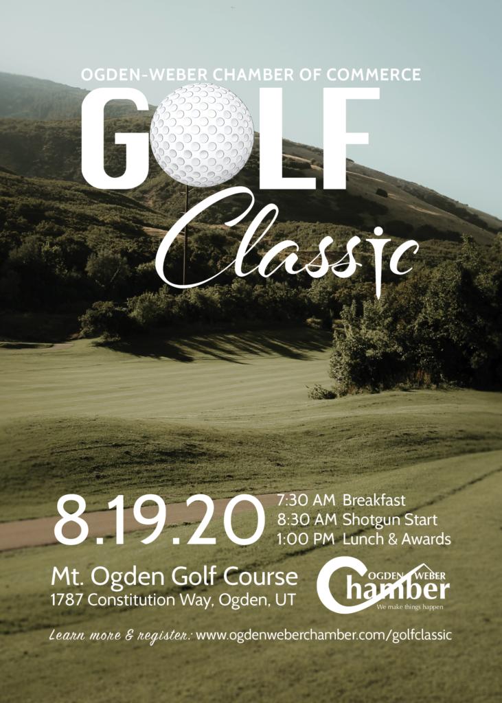 Ogden-Weber Chamber Golf Classic