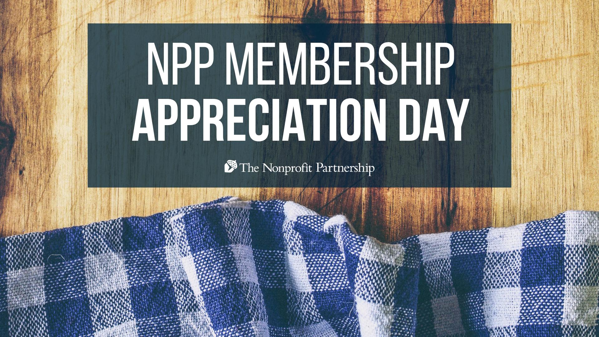 Membership Appreciation Day!