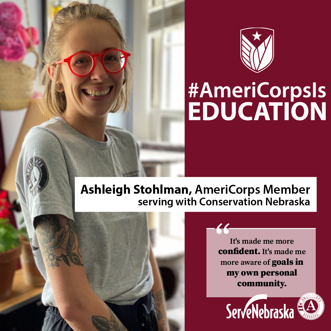 AmeriCorps is Education!