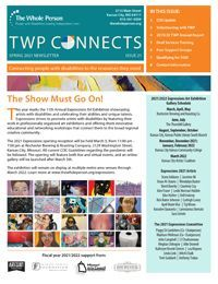 TWP Connects Spring 2021