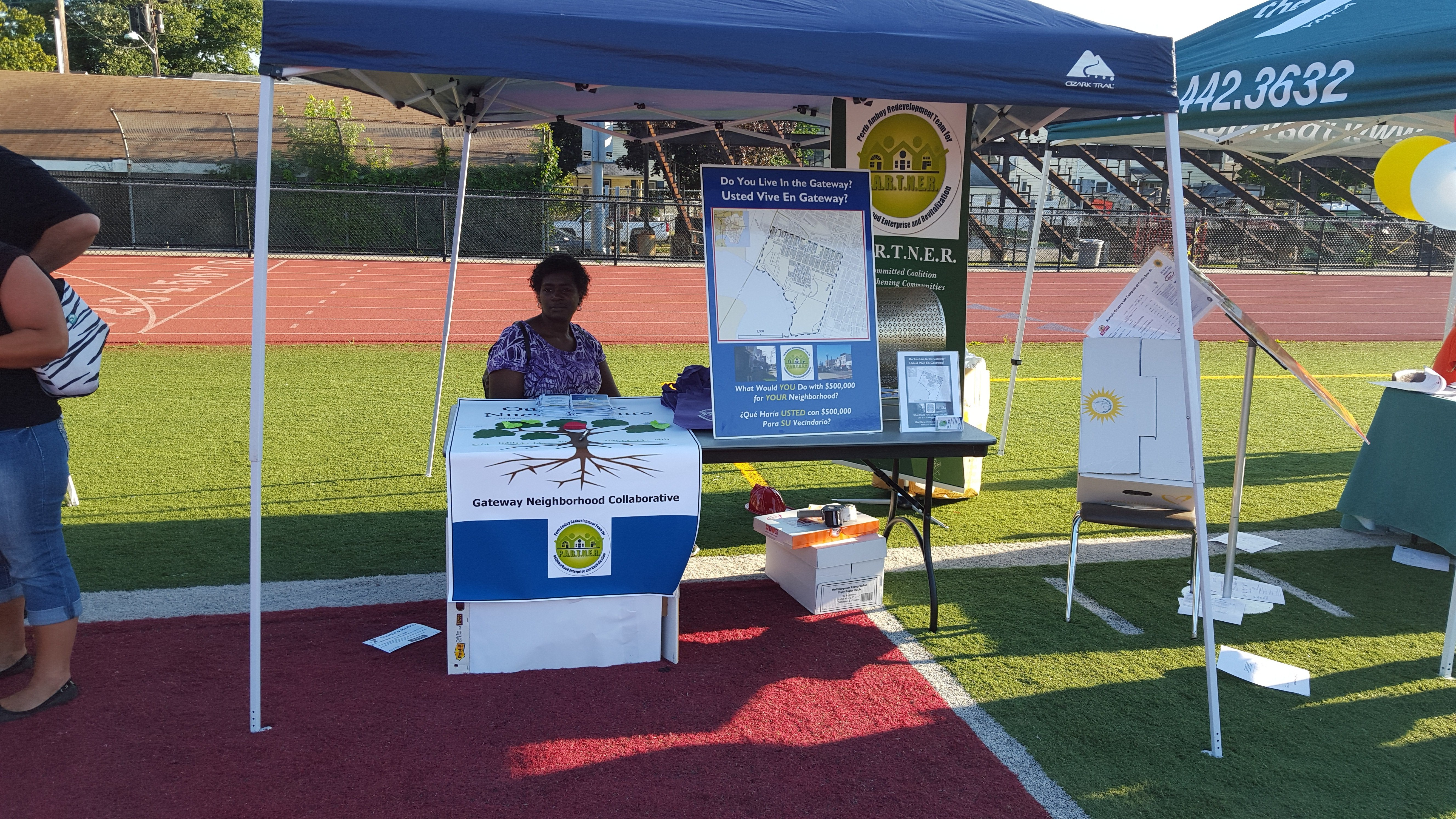 Perth Amboy Police Dept's National Night Out 2015