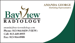 BUSINESS CARD DESIGN & PRINTING - Bayview Radiology