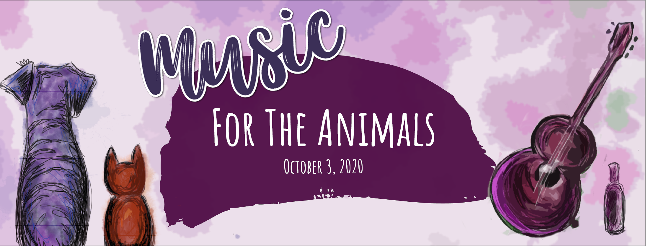 Music for the Animals-Virtual Event