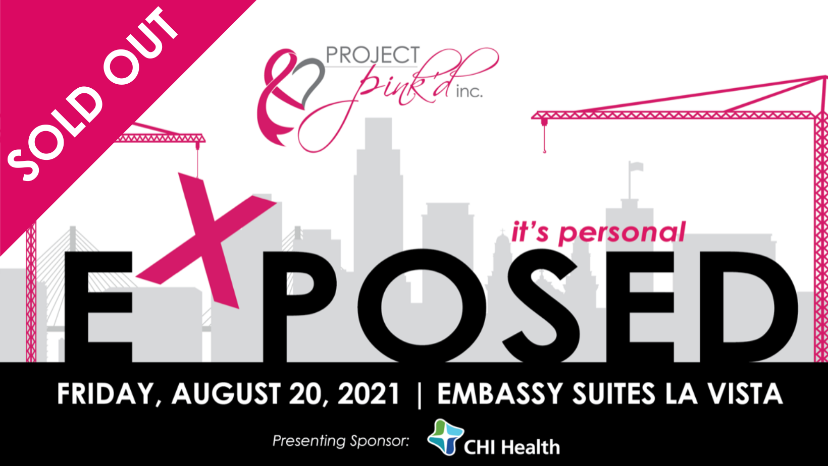 Project Pink'd EXPOSED: It's Personal 12th Annual Benefit Raises Over Half a Million Dollars for Breast Cancer Survivors