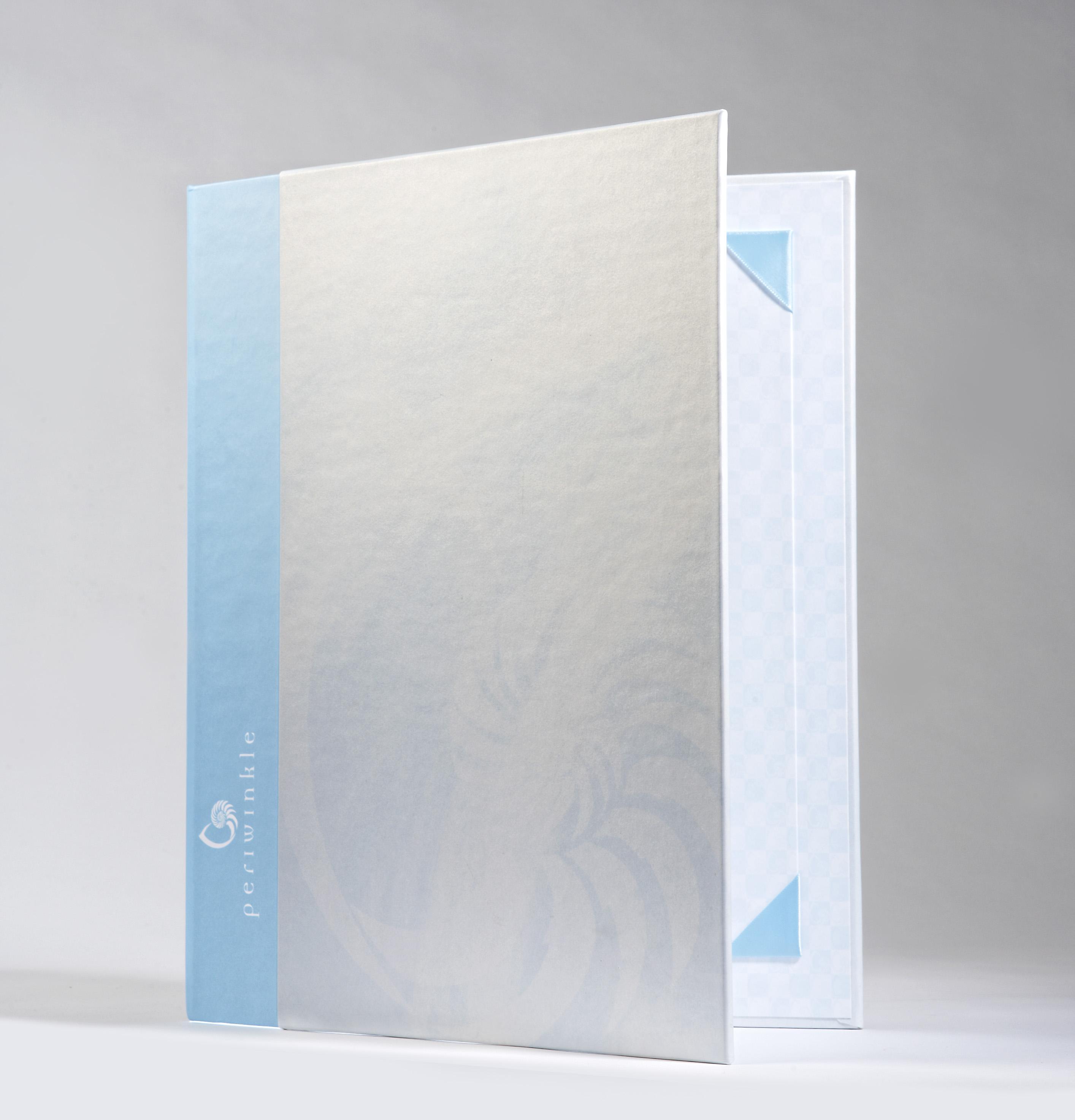 Folder - Periwinkle