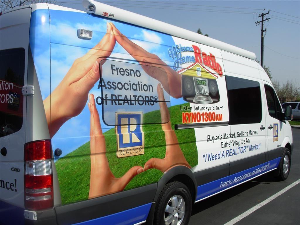 Full Size Sprinter Van