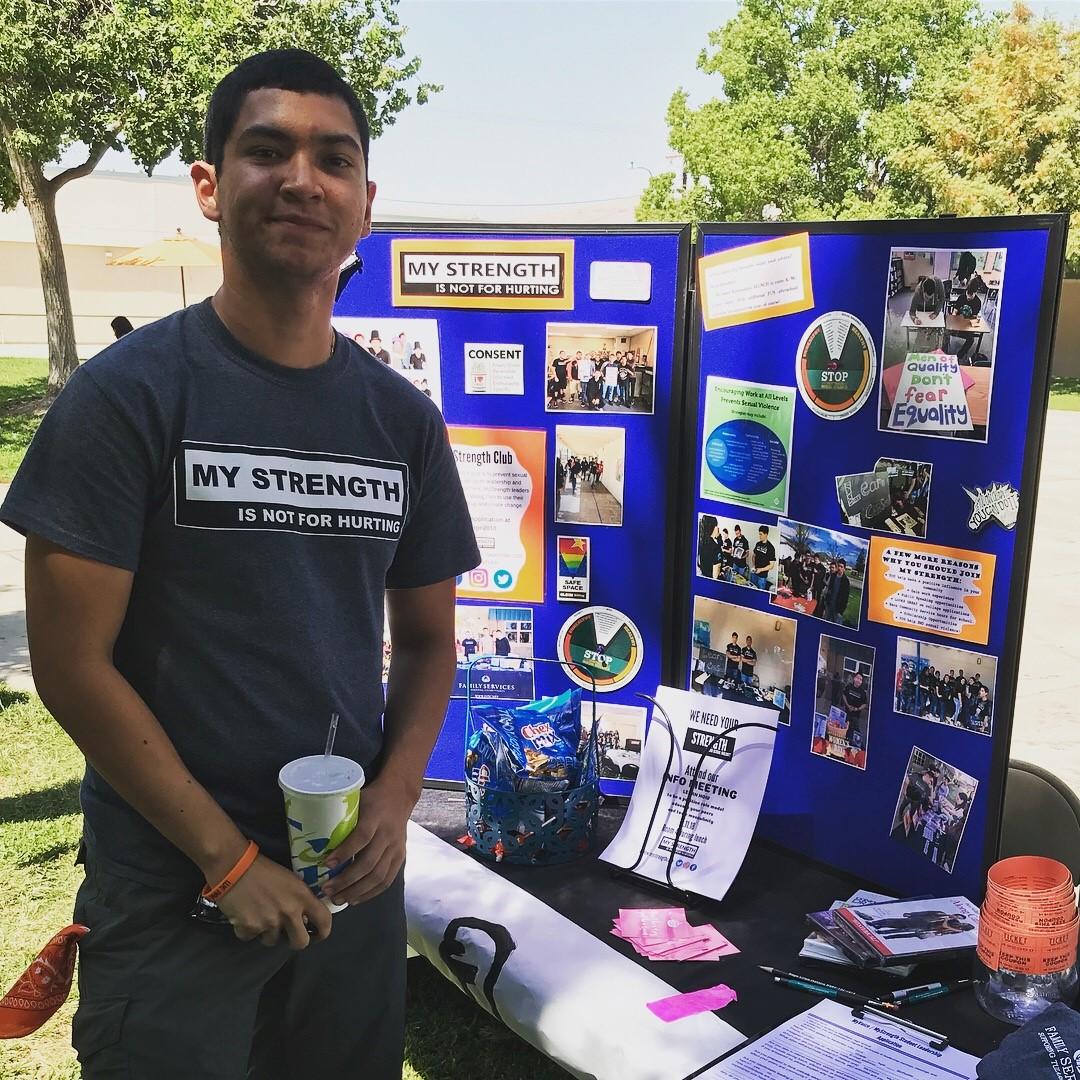 Student Spotlight: Raul Reynoso