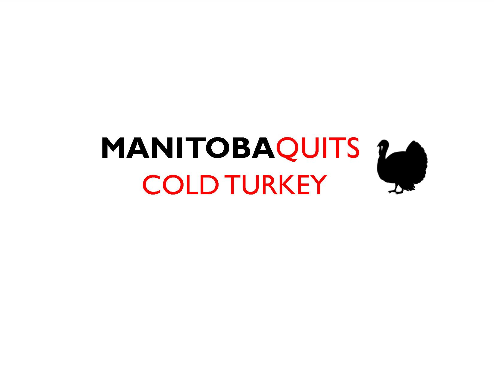 Register for ManitobaQuits Cold Turkey today!