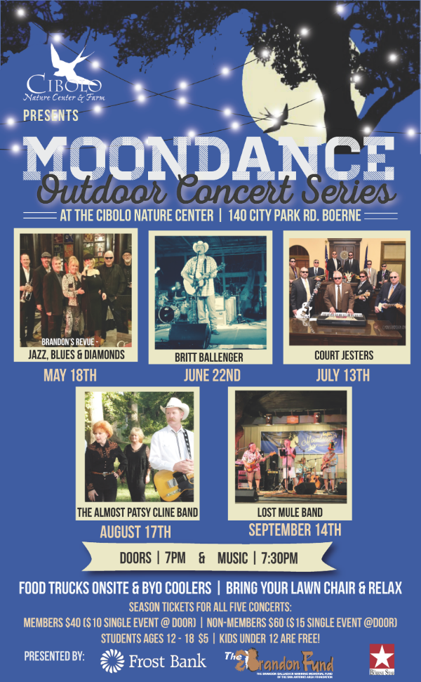 CNC: Moondance Concert - The Almost Patsy Cline Band