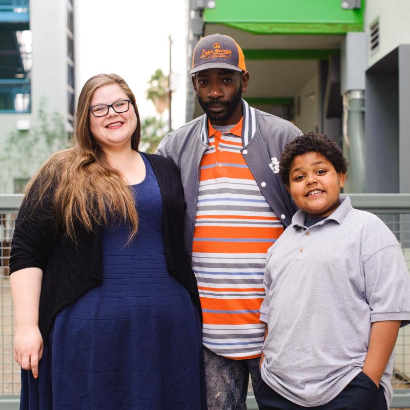 Building Resilient Families