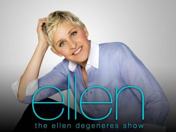 Ellen DeGeneres Show Hosts Our Supporters Alpha Chi Omega