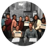 January Homebuyer Class Grads
