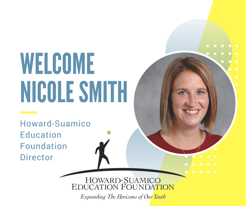 Smith Named Howard-Suamico Education Foundation Director