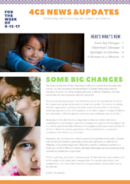 Community Child Care Council of Santa Clara County