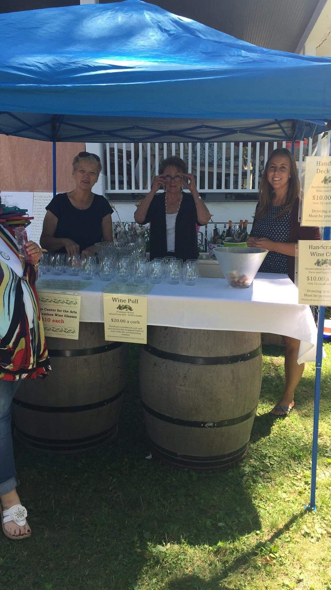 Wine & Cheese Tasting & Auction Fundraiser 2018
