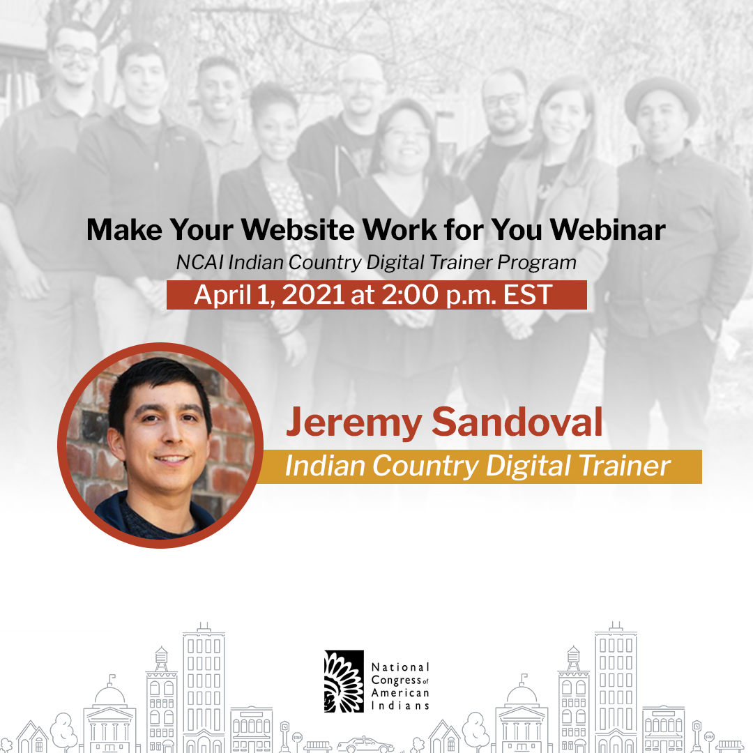 Make Your Website Work for You Webinar