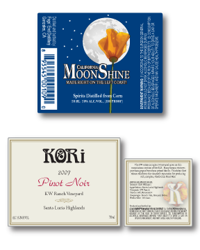 Wine & Beverage Labels