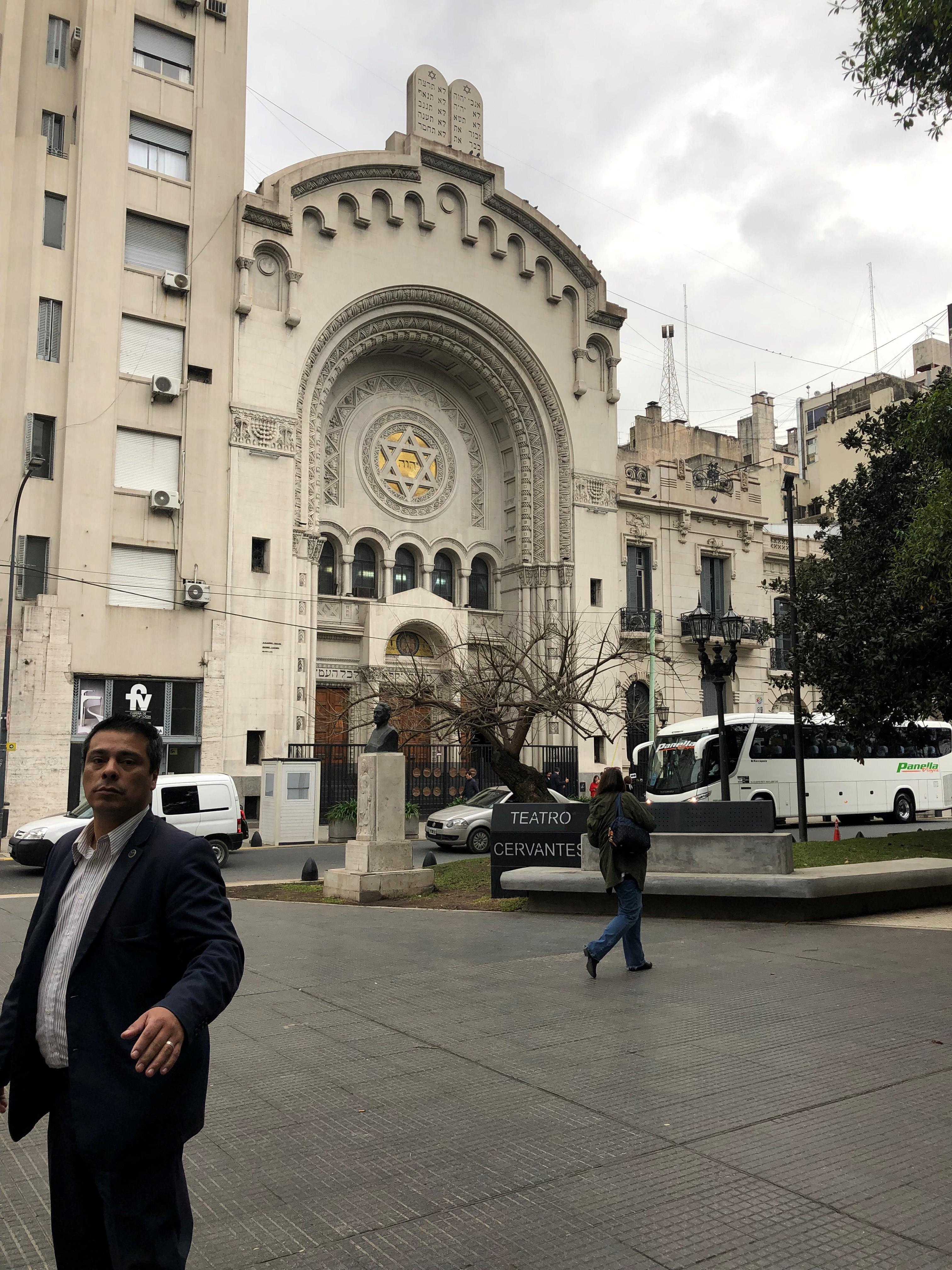 The Templo Libertad