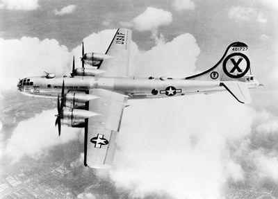 1952: USAF RB-29 Shot Down