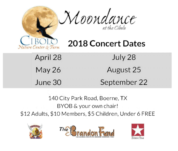 CNC: Moondance at the Cibolo