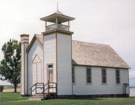 Oahe Chapel 140th Anniversary Celebration on Sept. 24