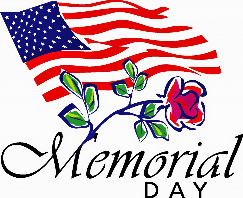 Memorial Day - TGP CLOSED