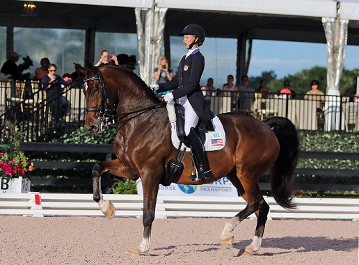 Laura Graves Awarded TDF's $25,000 Carol Lavell Advanced Dressage Prize