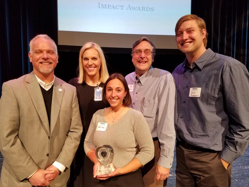 River Round Up Receives IMPACT Award