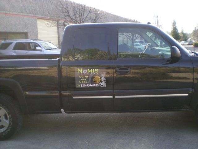 Spot-On Signs & Graphics Vehicle Magnets