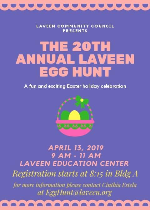 Laveen Egg Hunt