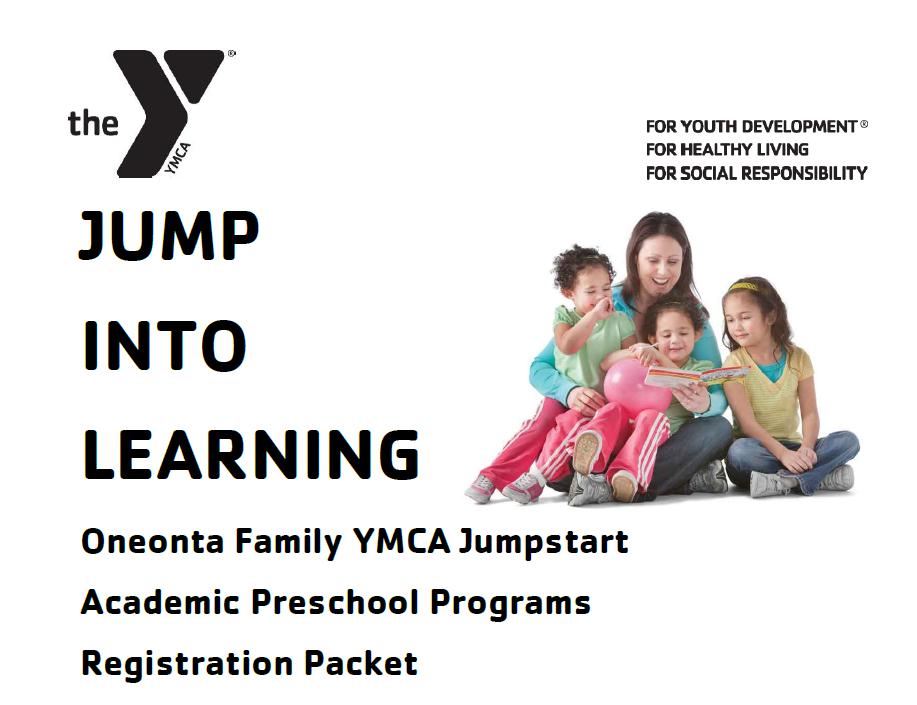 Jumpstart Preschool Walton Registration 2019-2020