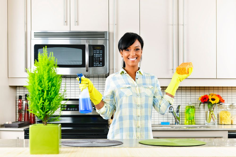 Residential Cleaning Service | Maid to Please in Lincoln, NE