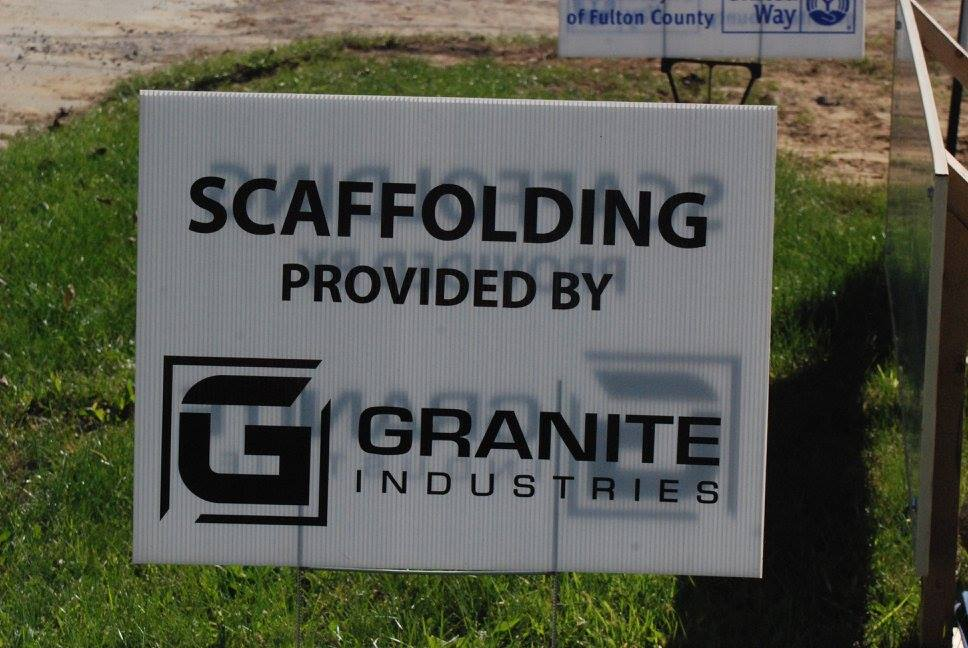 Thank you Granite Industries