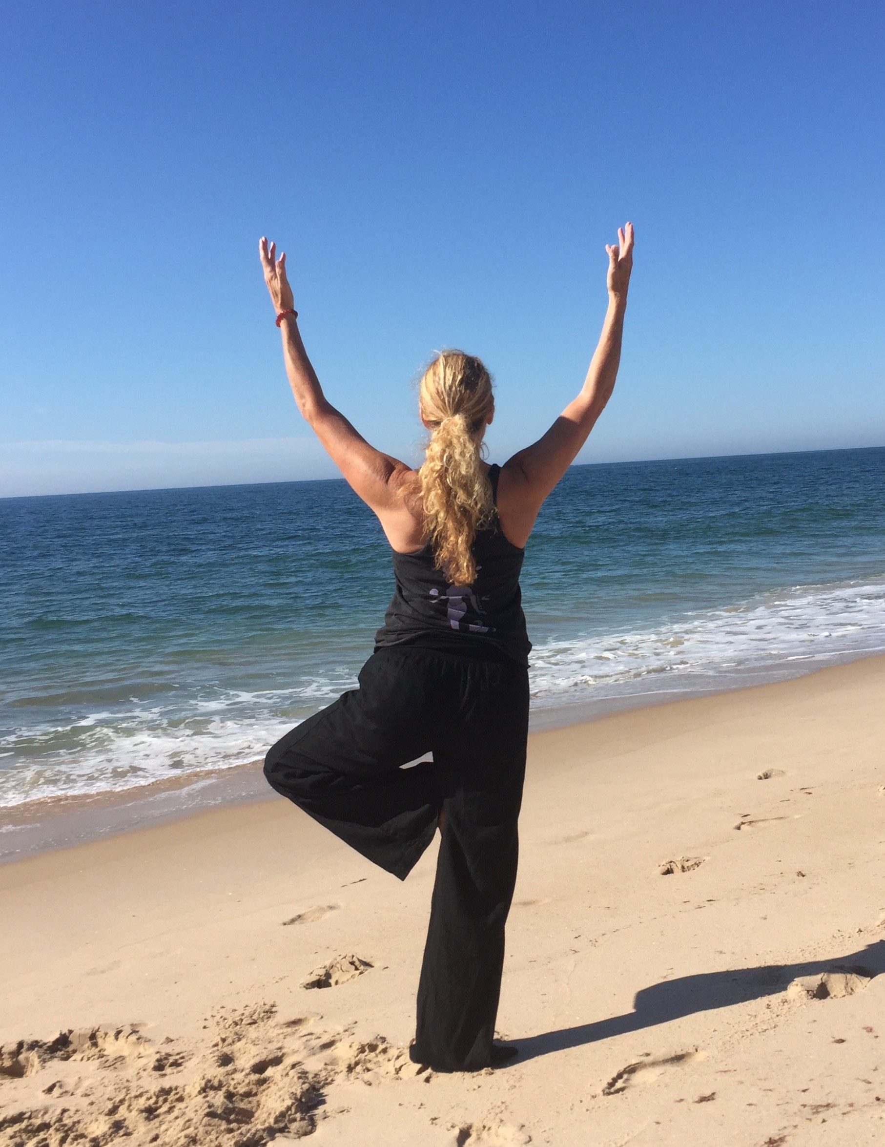 Yoga with Sharon
