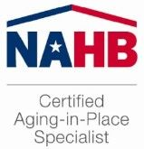 NAHB Certified Agin-In-Place Specialist logo