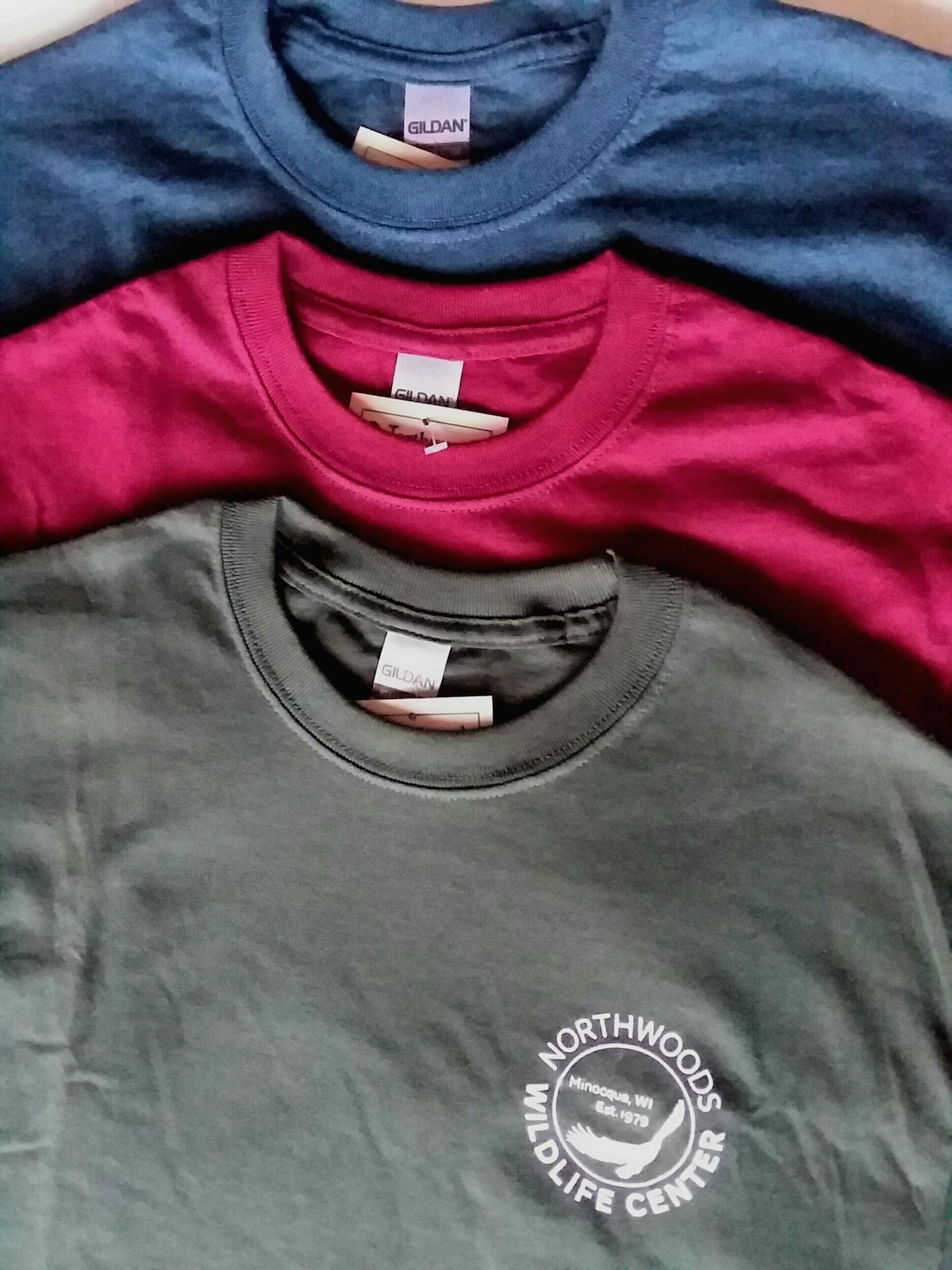 Short Sleeve NWC Logo T-Shirts $15 + $4 shipping per shirt