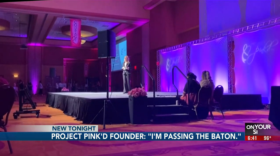 Founder of breast cancer nonprofit in Nebraska is ready to step down